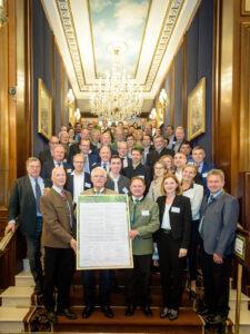 Potpisnici Bečke deklaracije